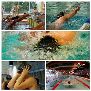 Olavslekene 2016 svømming